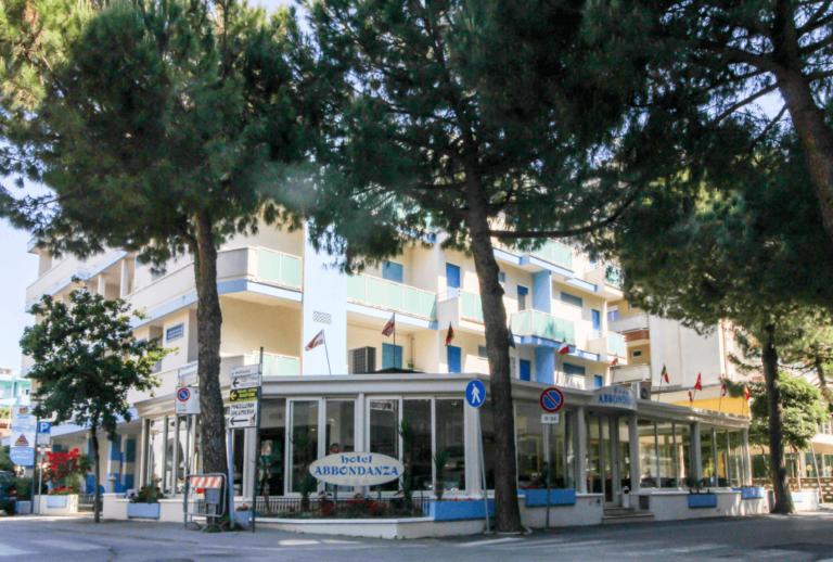 Hotel Abbondanza Gatteo Mare - Esterno